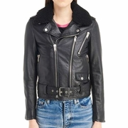 Bullet Blocker NIJ IIIA Bulletproof Saint Laurent Moto Jacket