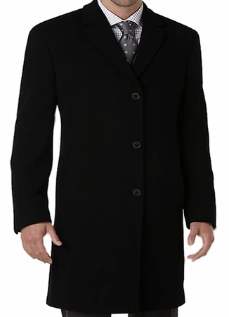 BulletBlocker NIJ IIIA Bulletproof Wool Topcoat