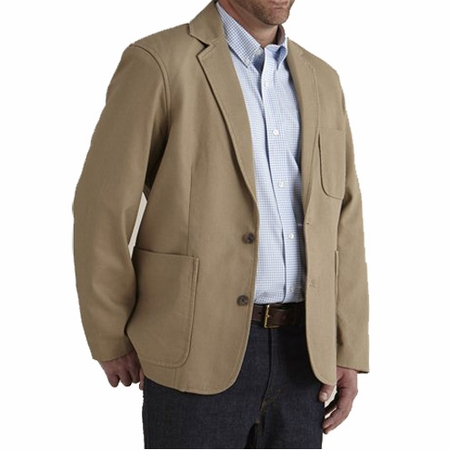 Bulletproof Fire Hose Presentation Jacket