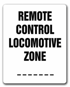 Aldon 4015-145 Remote Control Locomotive Zone