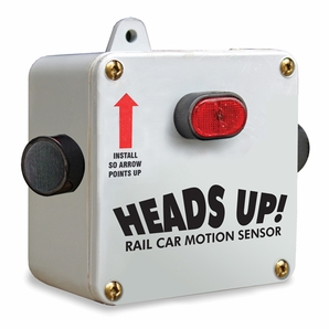 Aldon 4015-26 Rail Car Wheel Motion Sensor
