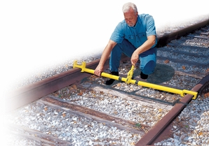 Aldon 4023-50 Track Gauge Spreader - Head Of Rail