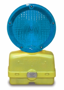 Aldon 4115-01 Flashing Blue Light For Sign Holders And Chocks