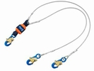 DB Sala 1246069 EZSTOP Cable Lanyard 100 percent tie-off