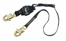DB Sala 1246317 EZSTOP F2 Arc Flash Adjustable Kevlar Lanyard