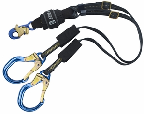 DB Sala 1246321 EZSTOP Arc Flash Kevlar Lanyard F2 100 percent tie-off Adjustable