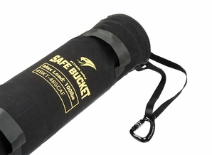 Python Long Safe Bucket 100 lb. Load Rated Hook and Loop Canvas - 10 ft (3.1 m)
