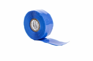 "Python Quick Wrap Tape - Blue - 1"" Wide - 2x Length (10 Pack)"