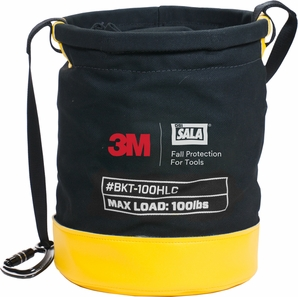 Python Safe Bucket 100 lb. Load Rated Drawstring Canvas