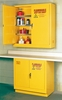 Eagle 1970 Cabinet Two Door Self-Closing One Shelf 22 Gal.