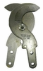 Hastings 1000 MCM Aluminum/500 MCM Copper Soft Wire Cutter Head