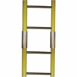 "Hastings 20911 Complete Ladder With 12"" Hooks"