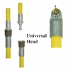 Hastings 20947 18' Three Section Metal Splice Stick