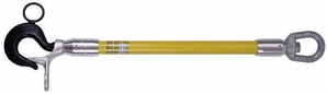 """Hastings 3413-1 6"""" Isolating Link Sticks With Hot Stick Operated Safety Latch"""