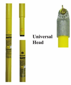 Hastings 521 20' Three Section Universal Stick