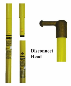 Hastings 522 18' Three Section Disconnect Stick