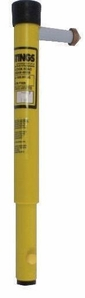 "Hastings 5542-8 1 1/2""x 8' Spliced Insulated Head Disconnect Stick"
