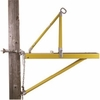 Hastings 8401-A Tripod Fiberglass Rail Assembly