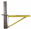 Hastings 8404 Fixed Or Adjustable Fiberglass Platform 10� Platform