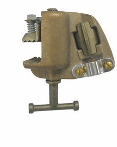 Hastings 9123CC Bronze Tower And Flat Face Ground Clamps