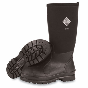 Honeyewell Muck Chore Steel Toe Boot Black