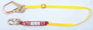 MSA 10088260 Sure-Stop 6ft Energy-Absorbing Lanyard