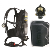 MSA 10095800 AirHawk II Industrial Air Mask SCBA - Low Pressure