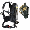 MSA 10095801 AirHawk II Ultra Elite Industrial Air Mask SCBA, No Case