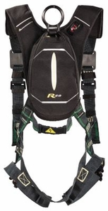 MSA Personal Rescue Device with EVOTECH Arc Flash Harness