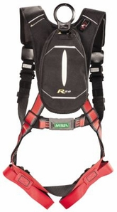 MSA Personal Rescue Device with Evotech Lite Harness