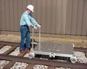 "Nolan ATS-1B Tool And Supply Cart, 5"" Aluminum Wheels 3,000 Lb Cap"