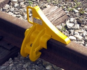 Nolan C-2 Car Block, 85-140 LB Rail