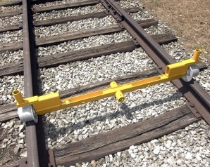 Nolan RD-1-102 Rail Dolly