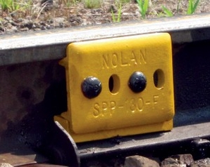 Nolan SPP-4 Switch Point Protector NYC: 105 lb; PS: 130 lb