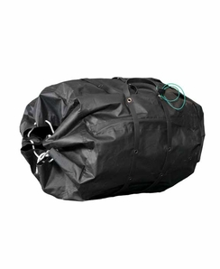 "Supervac 12""x20' Conductive Duct, Belted Cuff & Carry Bag"