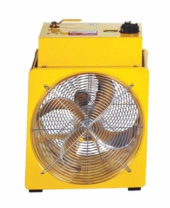Supervac AF200 – Hazardous Location Confined Space Fan