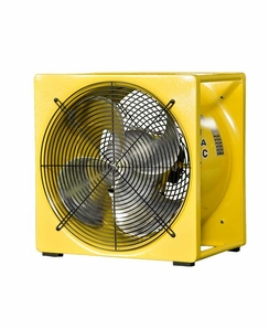 Supervac F164E – Hazardous Location Confined Space Fan