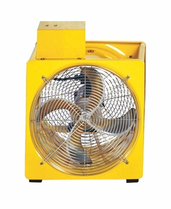Supervac VF124 – Variable Speed Confined Space Fan