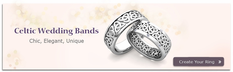 Create Celtic Wedding Bands