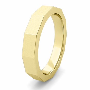 Modern Comfort Fit Wedding Band