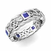 Celtic Wedding Bands for Men and Women | My Love Wedding Ring