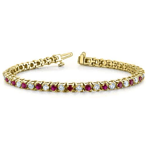 slp ruby bracelet com amazon