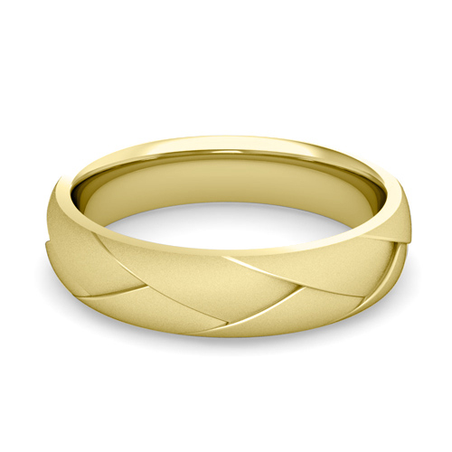 him womens rings for his products mens grande wedding band set gold matching bands hers yellow