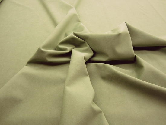 1 1/2 yards of Genuine Ambiance HP Ultrasuede Color 4484 Fern