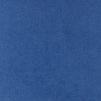 1 1/8 yards of Genuine Ambiance HP Ultrasuede Color 2328 true blue