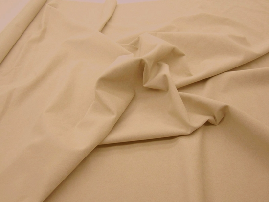 1 1/8 yards of Genuine Ambiance HP Ultrasuede Color 3280 Chamois