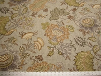 1 1/8 yards P Kaufmann Finley Platinum upholstery and drapery fabric
