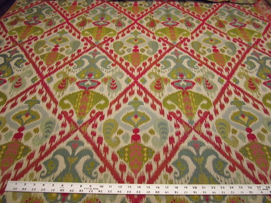 1 5/8 yards of Durette Candy by Magnolia Fabric upholstery fabric