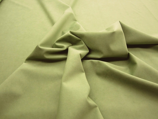 1.5 yards of Genuine Ambiance HP Ultrasuede Color 4484 Fern