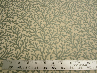 1 7/8 yards of Kravet Bayswater Fern upholstery fabric